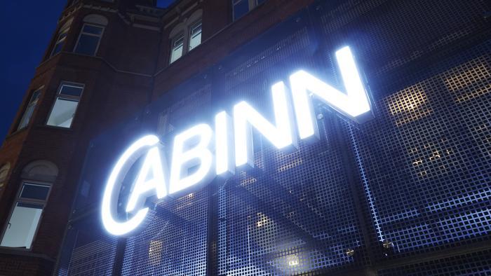 CABINN.com er klar til nye gæster